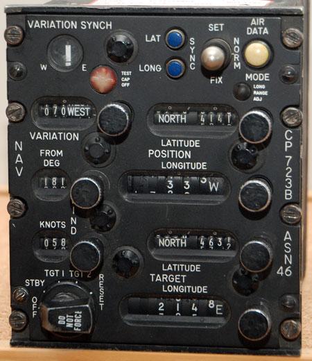 F 4 Navegation Amp Comunications Instruments
